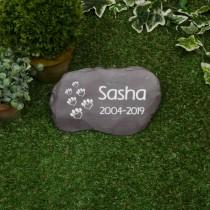 Welsh slatepaddle stone