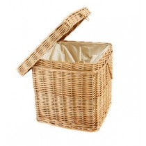 Wicker Casket